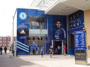 Chelsea Mega Store