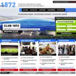 Club 1872 Home Page